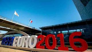 Football: un Euro-2016 prometteur sur fond de crise sociale en France