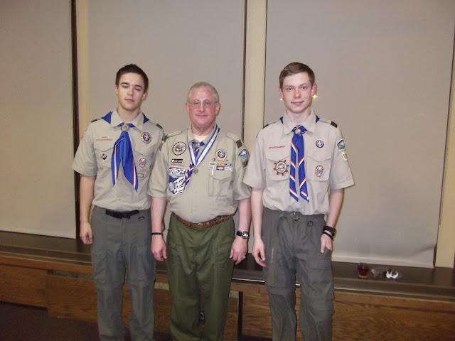 Matthew, Charley Bates, and Ben
