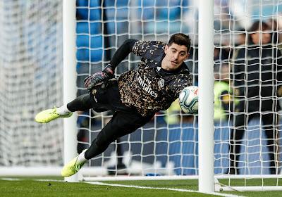 🎥 Kampioen Real Madrid niet verder dan 0-0 tegen Real Sociedad, met dank aan Courtois