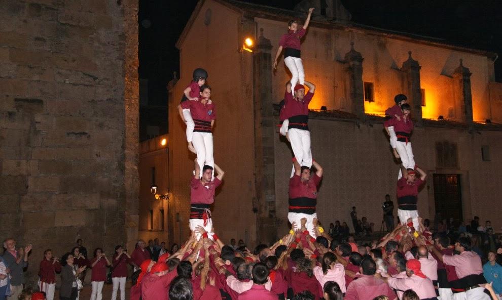 Diada dels Xiquets de Tarragona 3-10-2009 - 20091003_235_Vd5_CdL_Tarragona_Diada_Xiquets.JPG