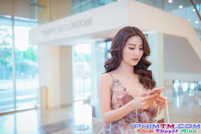 Diễm My 9x xinh đẹp và gợi cảm dự khai mạc liên hoan phim tại Hàn Quốc - Ảnh 11.