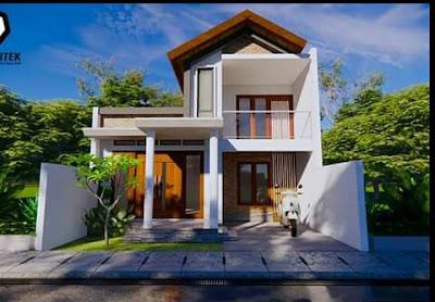 pondasi rumah sederhana 3 kamar