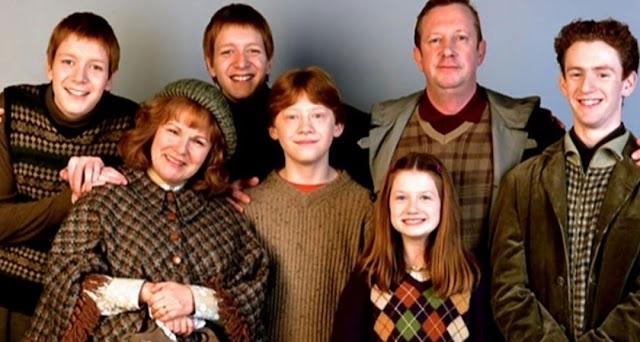 Quiz Harry Potter – Qual Weasley disse estas frases?