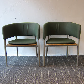 Gloster Chair Pair