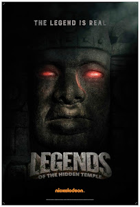 Legends of the Hidden Temple: The Movie Poster