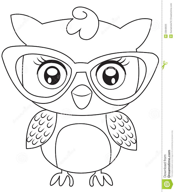 Earth Day Mandala Coloring Pages With Owl Eyeglasses Page Useful As Book  Kids
