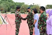 Panglima TNI Terima Laporan Korps Kenaikan Pangkat60Perwira Tinggi