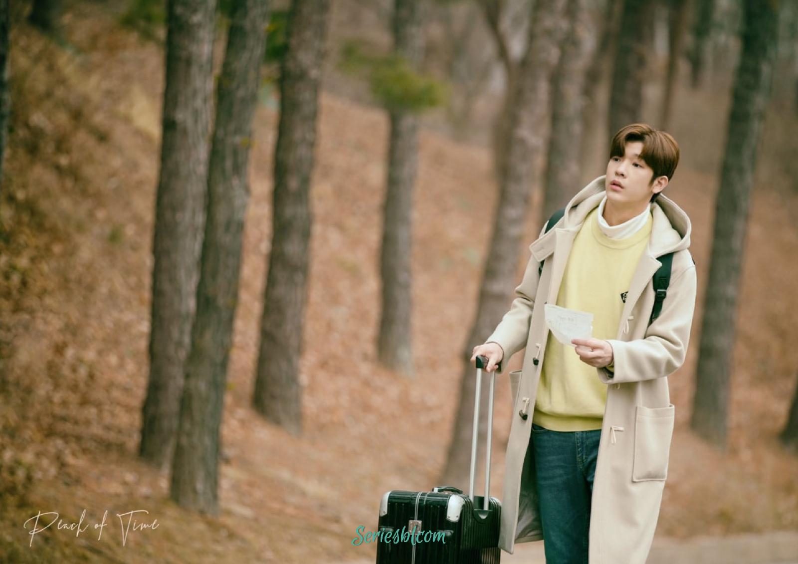 Foram liberadas novas fotos do BL coreano Peach Of Time protagonizado por  Jimmy, Tommy e Choi Jaehyun. Com previsão de estreia para o segundo  trimestre!