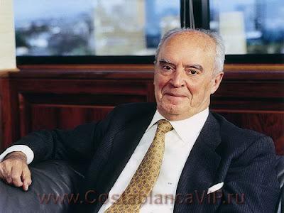 Rafael del Pino, миллионер, CostablancaVIP