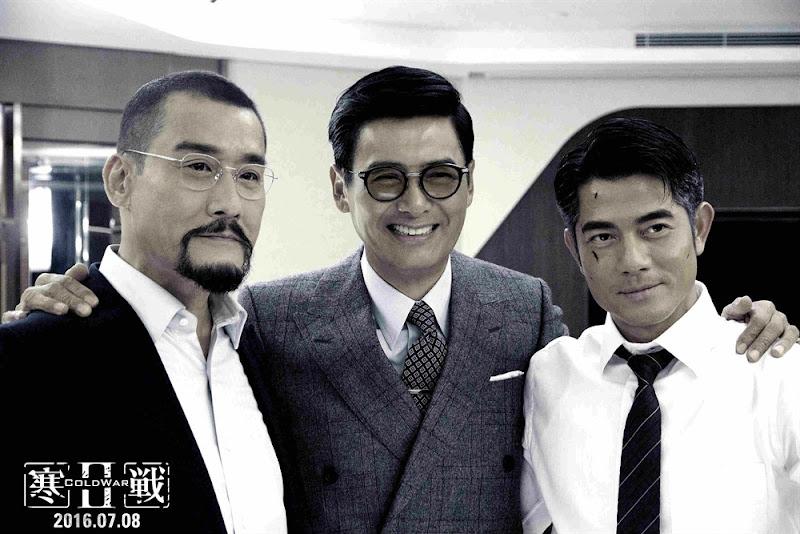Cold War 2 Hongkong Movie