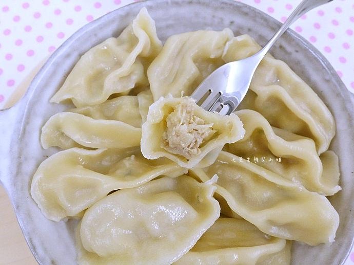 8 超商美食 及第鮮筍熟水餃