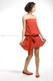 – R E D -recyklace šaty orientační cena 2.000,-Kč,