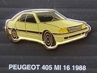 Peugeot 405 MI 16 1988 (11)