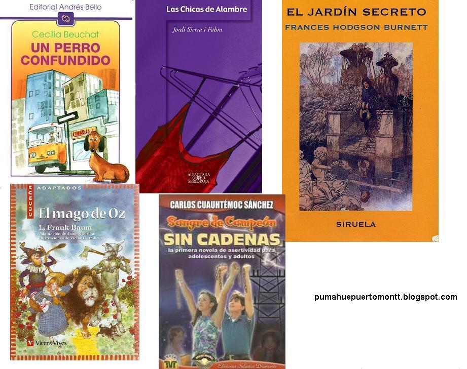 El rinc n pumahuino for Audio libro el jardin secreto