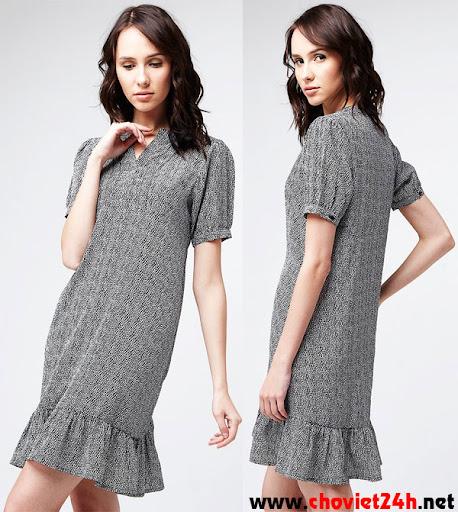 Váy thời trang Sophie Roulette - DROUS, DROUM, DROUL, DROUXL