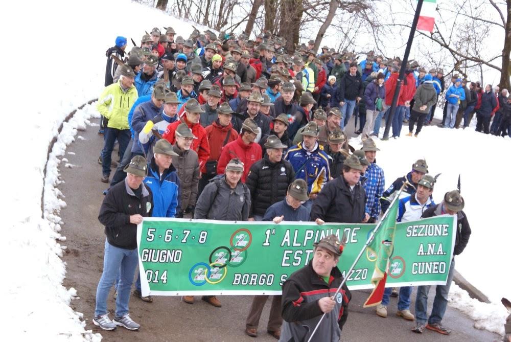 Campionato Nazionale ANA sci di fondo Piani di Bobbio - Campionati%2BNazionali%2BANA%2BBarzio%2Bapertura%2B47.jpg