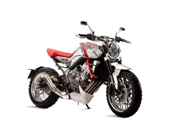 ★ホンダ Six50 Conceptを発表