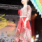 OIC - ENTSIMAGES.COM - Andaloussi Musique Band and Model(s) from Morocco at the  Eid Festival  in London 25th July 2015 Photo Mobis Photos/OIC 0203 174 1069