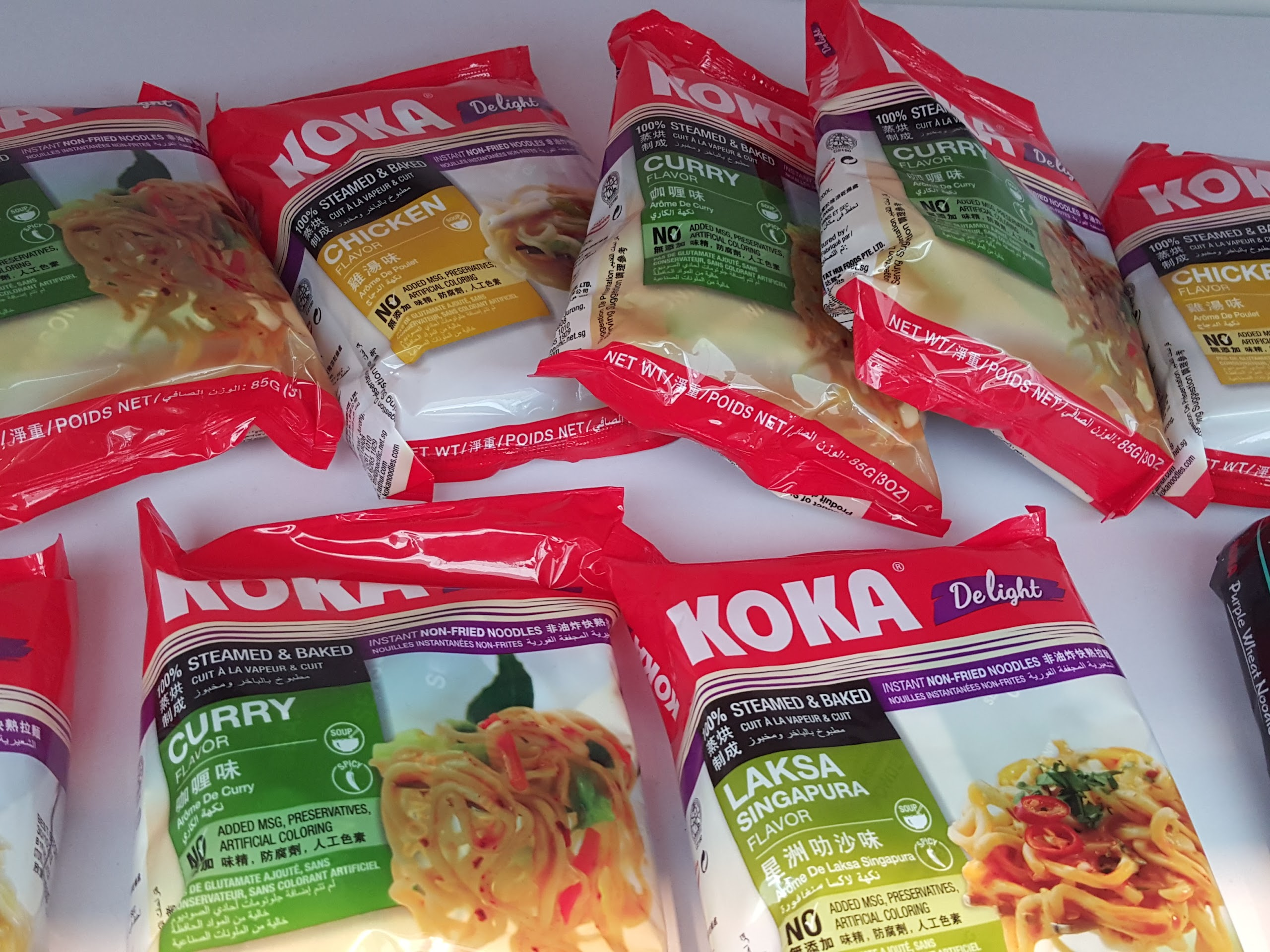 Suroor asia fha2016s halal supermarket offers quick sourcing for koka noodles from tat hui foods is positioned as the healthier noodle choice buycottarizona