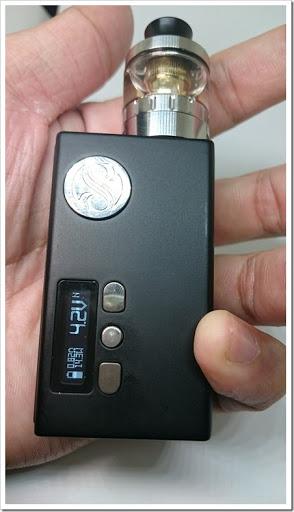 DSC 3727 thumb%25255B2%25255D - 【MOD】「AUGVAPE ZOOM 60キット」VV機能つき小型スターターキット!レビュー【マルチ機能ボタンあり】