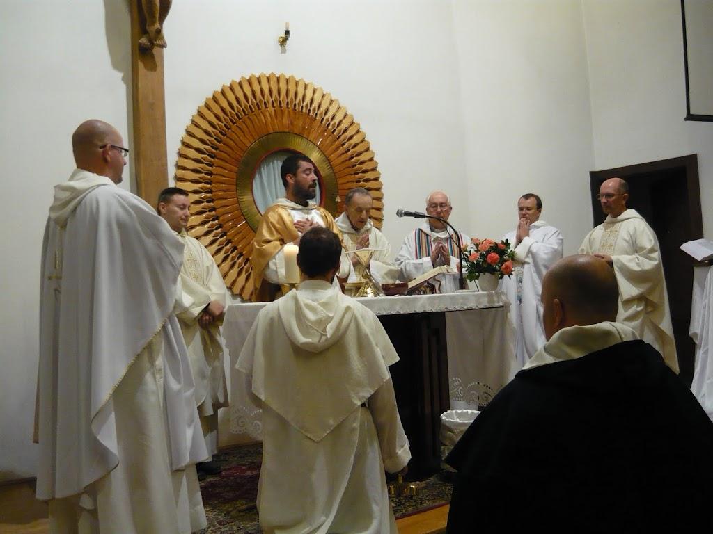 József testvér fogadalomtétele, 2011.09.24., Debrecen - P1010860.JPG