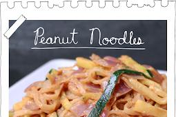 Peanut Noodles