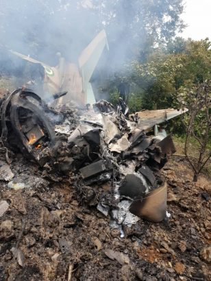 See exclusive pictures and identity of Pilot who died in the NAF crash in Abuja