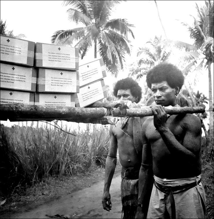 Nova Guiné: Segunda Guerra Mundial