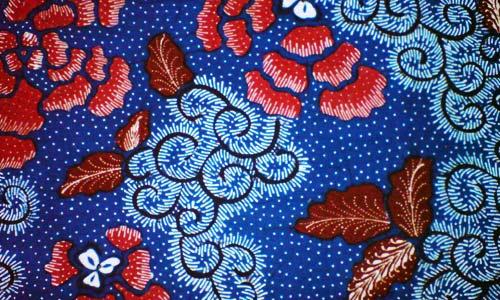Batik Banyumas Karya Indah Dari Selatan Gunung Slamet Rumah Kreative