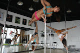 Chinese Female Pole Dancer Photo 3