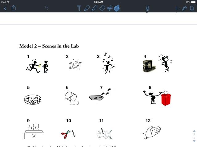 Gavin Gutowsky Chemistry Blog: Lab Safety Worksheet