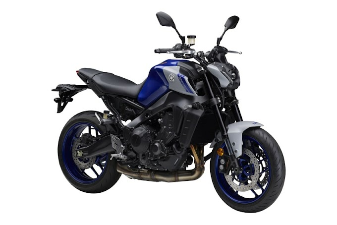 2022 All-New Yamaha MT-09 to be released in Japan soon.
