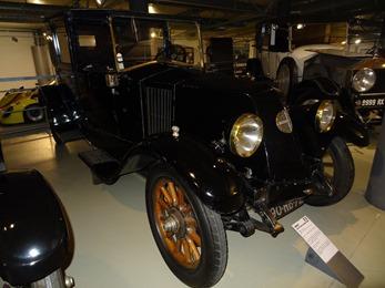 2019.01.20-070 Renault Type KR coupé chauffeur Binder 1922