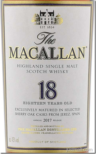 The Macallan 18-Year