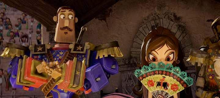 Single Resumable Download Link For English Movie The Book of Life (2014) Watch Online Download High Quality