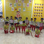 Poetry Enactment Activity by Nursery Section [ 2015 -16 ]