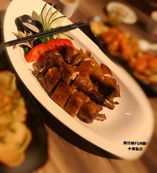 松江南京站/十得私廚/比有些米其林推薦餐盤還要好吃!一定要來第二次的餐廳!