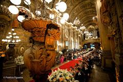 Foto 0883. Marcadores: 29/10/2011, Casamento Ana e Joao, Igreja, Igreja Sao Francisco de Paula, Rio de Janeiro