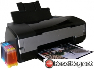 Reset Epson 1410 printer Waste Ink Pads Counter