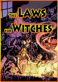 Cover of Anonymous's Book The Laws For Witches