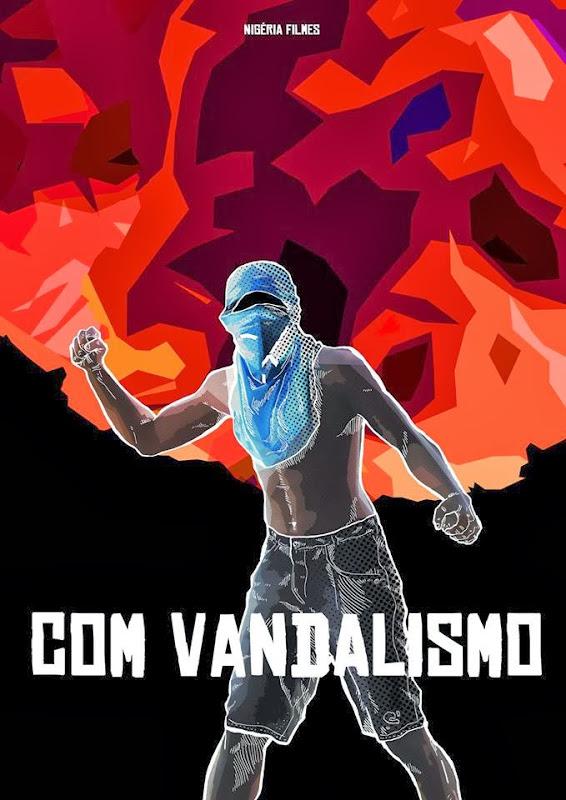 Filme Poster Com Vandalismo DVDRip XviD & RMVB Nacional