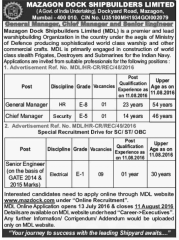 MDL-Advertisement-2016-www.indgovtjobs.in