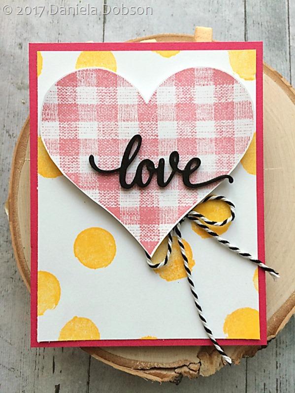 Love by Daniela Dobson