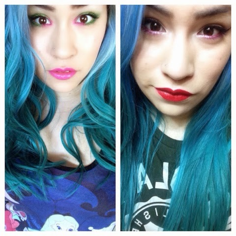 Abstract Alice Arctic Fox Hair Dye Review