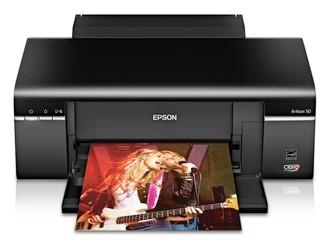Epson Artisan 50 Pilotes d'imprimante gratuit