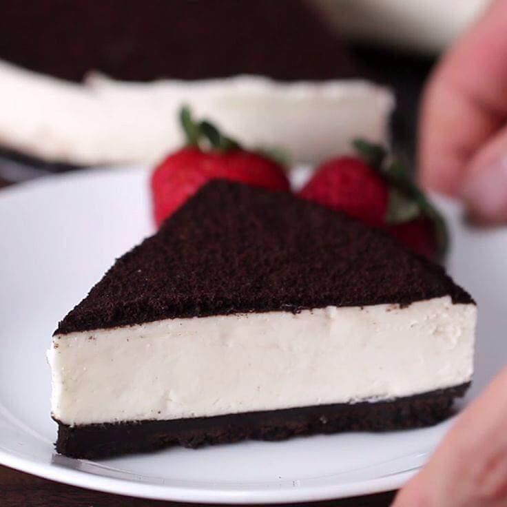 Resepi Oreo Cheesecake Tanpa Bakar Kompilasi Himpunan Resepi