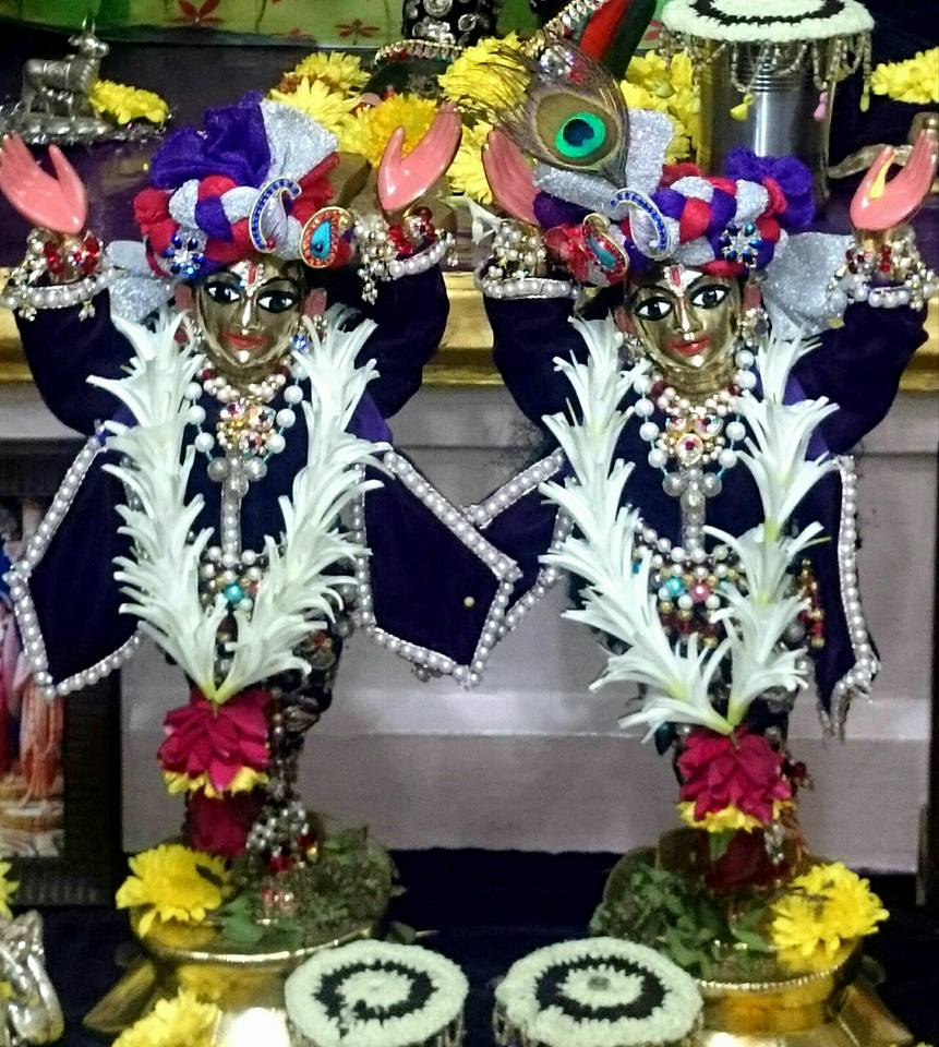 ISKCON Bhusawal Deity Darshan 22 Jan 2016 (9)