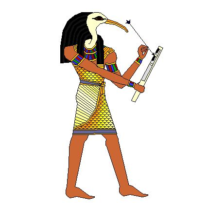 Throth An Egyptian God, Egyptian Magic