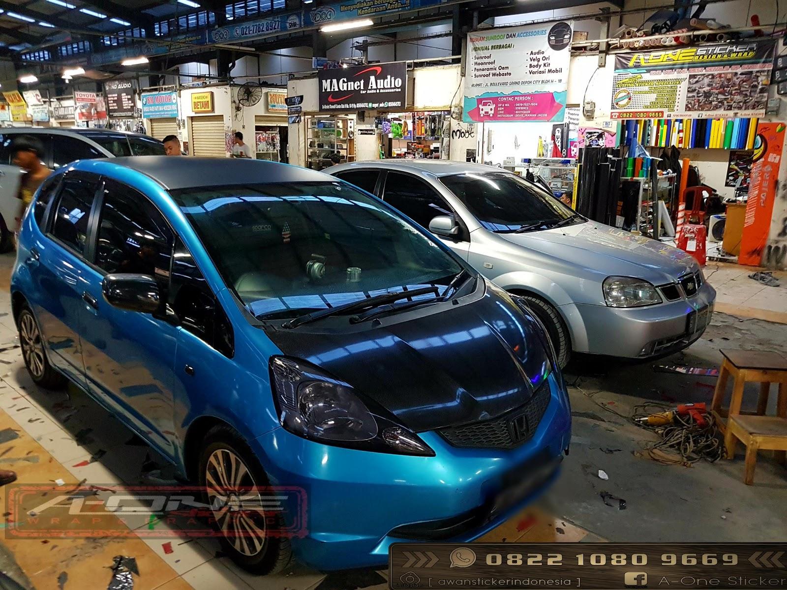 Cutting Sticker Mobil Modifikasi Sticker Depok Jakarta Bogor Honda