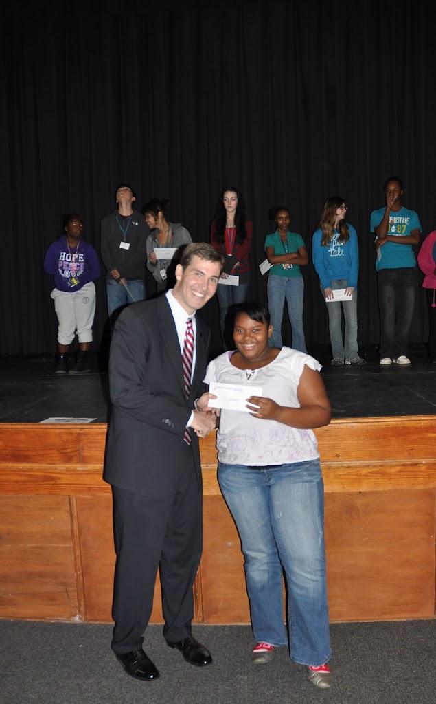 Southwest Arkansas Preparatory Academy Award Letters Hope High School Spring 2012 - DSC_0061.JPG
